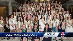 Wake Up Call from Gold Star Girl Scouts [Video]