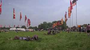 Glastonbury Festival set to be hot and humid [Video]