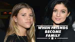 Kylie Jenner & Sofia Richie are total BFFs again [Video]