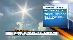 Advice on staying safe during oppressive South Florida heat wave [Video]