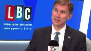 Jeremy Hunt Quizzed By Nick Ferrari Over NHS GP Numbers [Video]