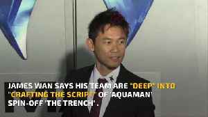 Aquaman spin-off The Trench still in scripting stage [Video]