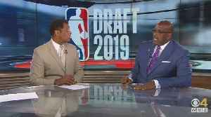 Sports Final: Cedric Maxwell On Celtics' Draft Picks; His Plane Ride With Grant Williams [Video]