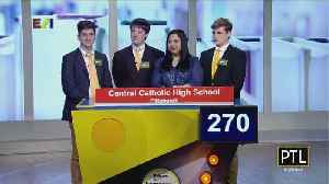 Central Catholic Repeats As Champs Of Hometown High Q [Video]
