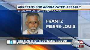 Arrest made in Charlotte County domestic shooting [Video]