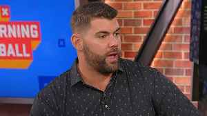 Arizona Cardinals offensive lineman Justin Pugh reveals his early impressions of Kyler Murray [Video]
