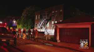 Firefighters Respond To Apartment Fire In Mckees Rocks [Video]