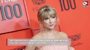 Taylor Swift wants cat trademark [Video]