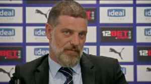 Bilic: West Brom aiming for promotion [Video]