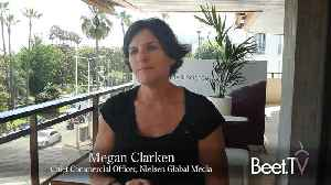 Digital Players & Platforms Want To Compete with  TV: Nielsen's Clarken [Video]