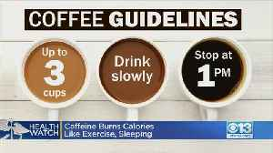 Could Coffee Help You Lose Weight? New Research Suggests Fat-Busting Effect [Video]