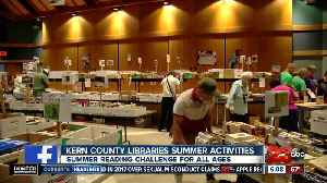 Kern County Libraries hosting all ages reading challenge this summer [Video]