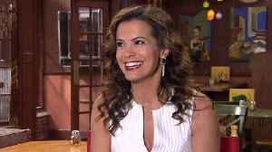 'The Young And The Restless' Set Visit [Video]