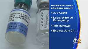 Rockland County Renews State Of Emergency Over Measles Outbreak [Video]