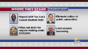 Where They Stand: 2020 Presidential Candidates On Student Debt, College Costs [Video]