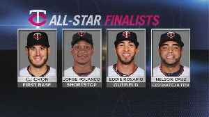 4 Twins Finalists For All-Star Game [Video]