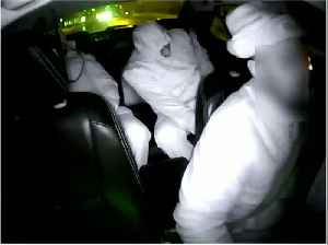 Osundairo Brothers In Taxi Before Attack [Video]