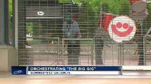 Prep work for Summerfest ramps up in anticipation of opening day [Video]