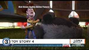 Loper Report: 'Toy Story 4,' 'Anna' [Video]