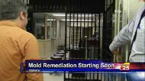 Victoria County Jail mold remediation set to start next month [Video]