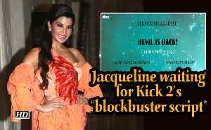 Jacqueline waiting for Kick 2's