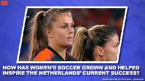 World Cup Daily: The Growth of Soccer in the Netherlands [Video]