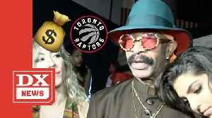 Drake's Dad Says He Won $300K Betting On The Toronto Raptors [Video]