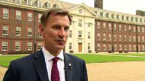 Jeremy Hunt will 'stand tall' with more defence spending [Video]