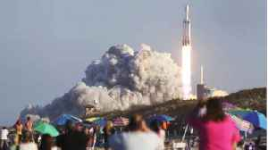 SpaceX Falcon Heavy rocket launch rescheduled for early Tuesday morning from Cape Canaveral [Video]