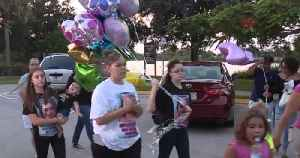 Port St. Lucie community gathers for vigil following city's first murder of the year [Video]