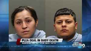 Mother, boyfriend plead guilty to manslaughter of 9-month-old boy [Video]