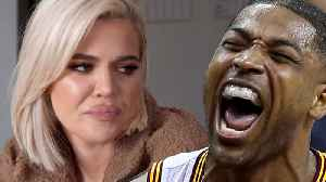 Tristan Thompson Threatened To KILL HIMSELF As News Broke Out Of Jordyn Woods Cheating Scandal! [Video]