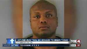 Hit-and-run trial expected to begin today [Video]