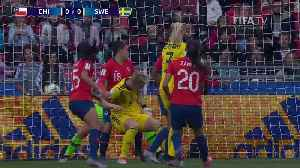 News video: Chile v Sweden - FIFA Women's World Cup France 2019™