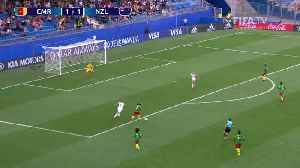 Cameroon v New Zealand - FIFA Women's World Cup France 2019™ [Video]