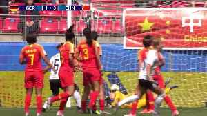 Germany v China PR - FIFA Women's World Cup France 2019™ [Video]