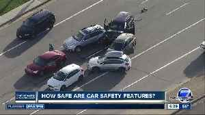 Consumer Reports surveys: Drivers say vehicle safety systems prevent crashes [Video]