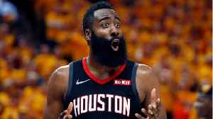 Houston Rockets roasted for tweet arguing that James Harden should have won MVP [Video]