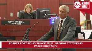 Opening statements for ex-mayor Dale Massad's obstruction of justice trial [Video]