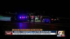 Police ID man killed in late-night shooting on Interstate 75 [Video]