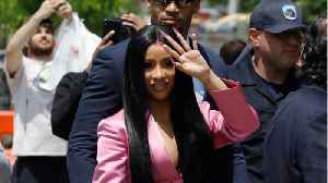 Cardi B Due In NYC Court To Face Charges Over Strip Club Brawl [Video]
