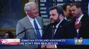 North Texas State Rep. Jonathan Stickland Will Not Run For Re-election [Video]