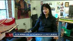 Tulsa Woman First Native Ameican U.S. Poet Laureate [Video]