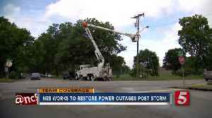 NES: Hundreds still without power, largest outage in seven years [Video]