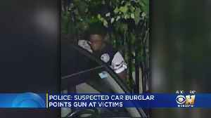 Suspected Car Burglar Points Gun At Victims In Fort Worth [Video]