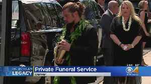 Broncos Owner Pat Bowlen's Private Funeral Takes Place In Denver [Video]