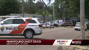 Man shot to death on Bailey Avenue [Video]