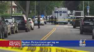 Boston Police Investigating Officer-Involved Shooting [Video]