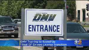 DMV To Close Statewide For Half-Day To Re-Train Employees And Prepare For REAL ID Applications [Video]