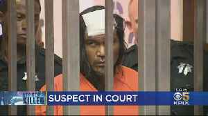 Sacramento Cop Killer Suspect Makes First Court Appearance [Video]